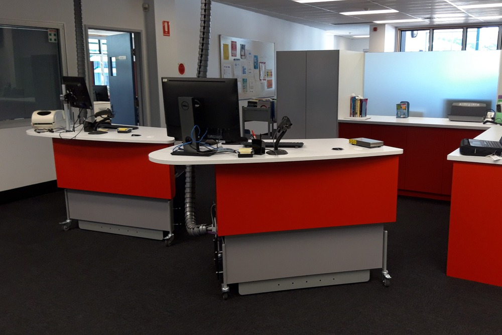 MAXX 1675 at Southern Cross University, Coffs Harbour Campus.
