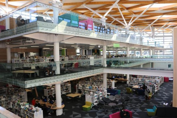 Unitec Mt Albert HUB Library