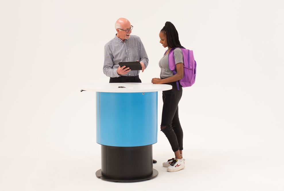 YAKETY YAK encourages easy interaction and supports a welcoming environment in your library.